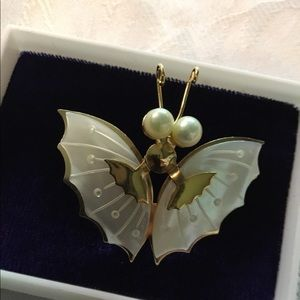 Vintage. butterfly pin. Unique🦋🦋🦋🦋🦋